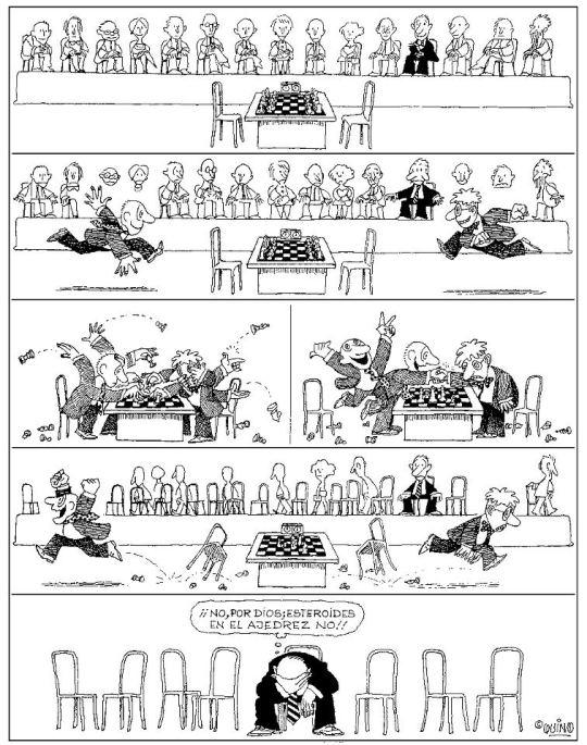 dopaje en ajedrez