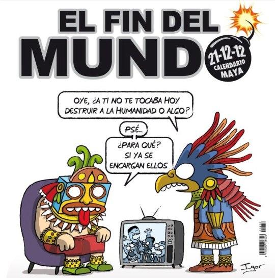 fin del mundo maya