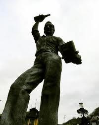 estatua sidrero